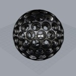 sphere_packing_3D_Montreal_2014_rlh01 : Landscape