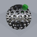sphere_packing_3D_Montreal_2014_rlh03 : Landscape